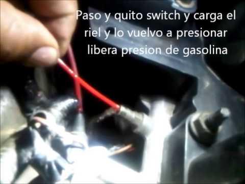 Chequeo De Presion De Gasolina Ford Explorer 98 Youtube