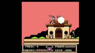 Видеопрохождение и обзор Flintstones,The Rescue of_Dino_&_Hoppy(Флинстоуны)Dendy,Nes