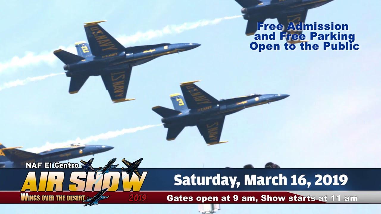 El Centro Airshow