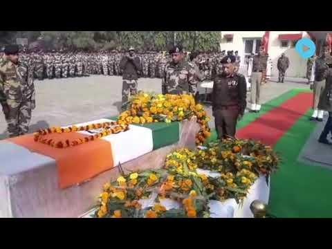 BSF Jawan Killed On His Birthday In Pak Sniper Fire