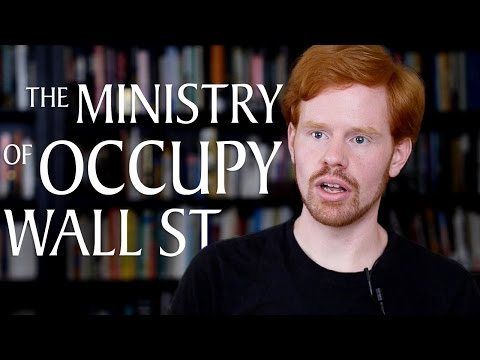 The Ministry of Occupy Wall Street
