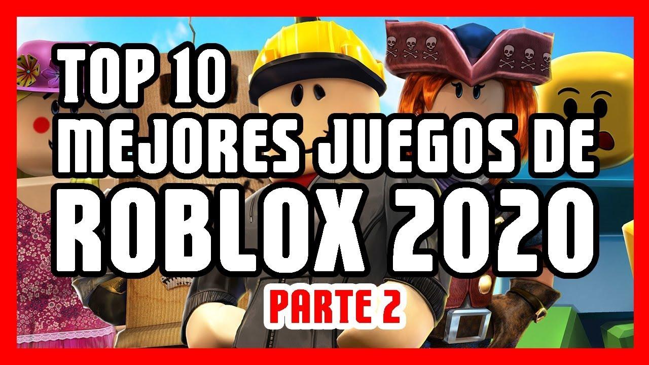 Best Roblox Games 2020 Part 2 English Subtitles Top 10