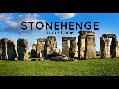 STONEHENGE, ENGLAND | August 2016