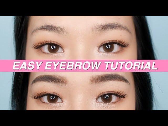 Eyebrow Tutorial for Beginner | Cara Gambar Alis untuk Pemula | 3 Eyebrow Looks