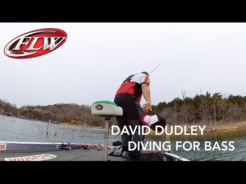 iON: David Dudley diving for bass