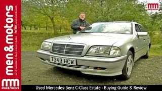 Used Mercedes-Benz C-Class Estate - Buying Guide & Review