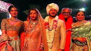 Mohit Marwah wedding: Sridevi, Khushi, Sonam Kapoor, Anil rock this Dubai shaadi