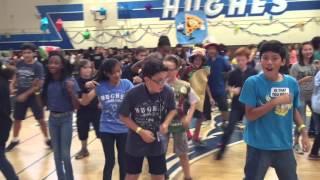 DJ Hustle Hughes School Dance HustleTV.tv