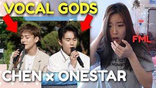 OneStar x EXO CHEN - May We Bye (임한별 x 첸 - 오월의 어느 봄날) REACTION | + BaekChen Duet Fan Edit Reaction