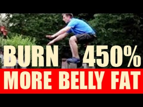 Burn 450 Percent More Belly Fat