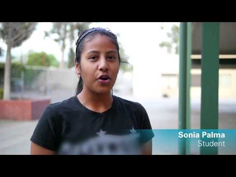 2014 Teacher Appreciation Week - San Bernardino High School