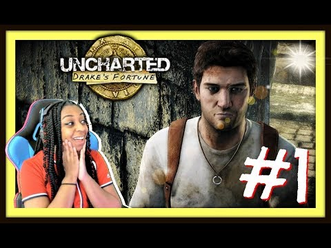 THE NEW INDIANA JONES!!! | UNCHARTED: DRAKE'S FORTUNE EPISODE 1 (CH. 1-5) FULL GAMEPLAY!!!