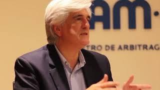 Carlos Forbes - V Congresso Pan-Americano de Arbitragem