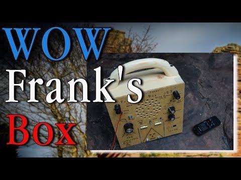 Frank's Box - Spirit Communication In Scotland