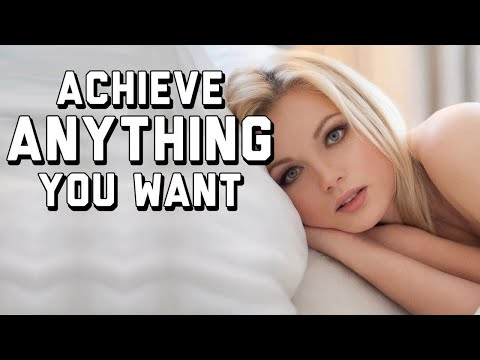 These 10 STEPS Will Allow You to ACHIEVE ANYTHING You Want IN LIFE | How to Succeed in Life