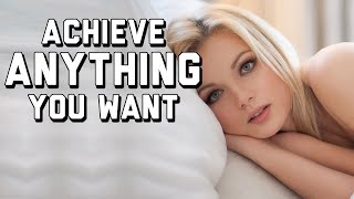 These 10 STEPS Will Allow You to ACHIEVE ANYTHING You Want IN LIFE | How to Succeed in Life thumbnail