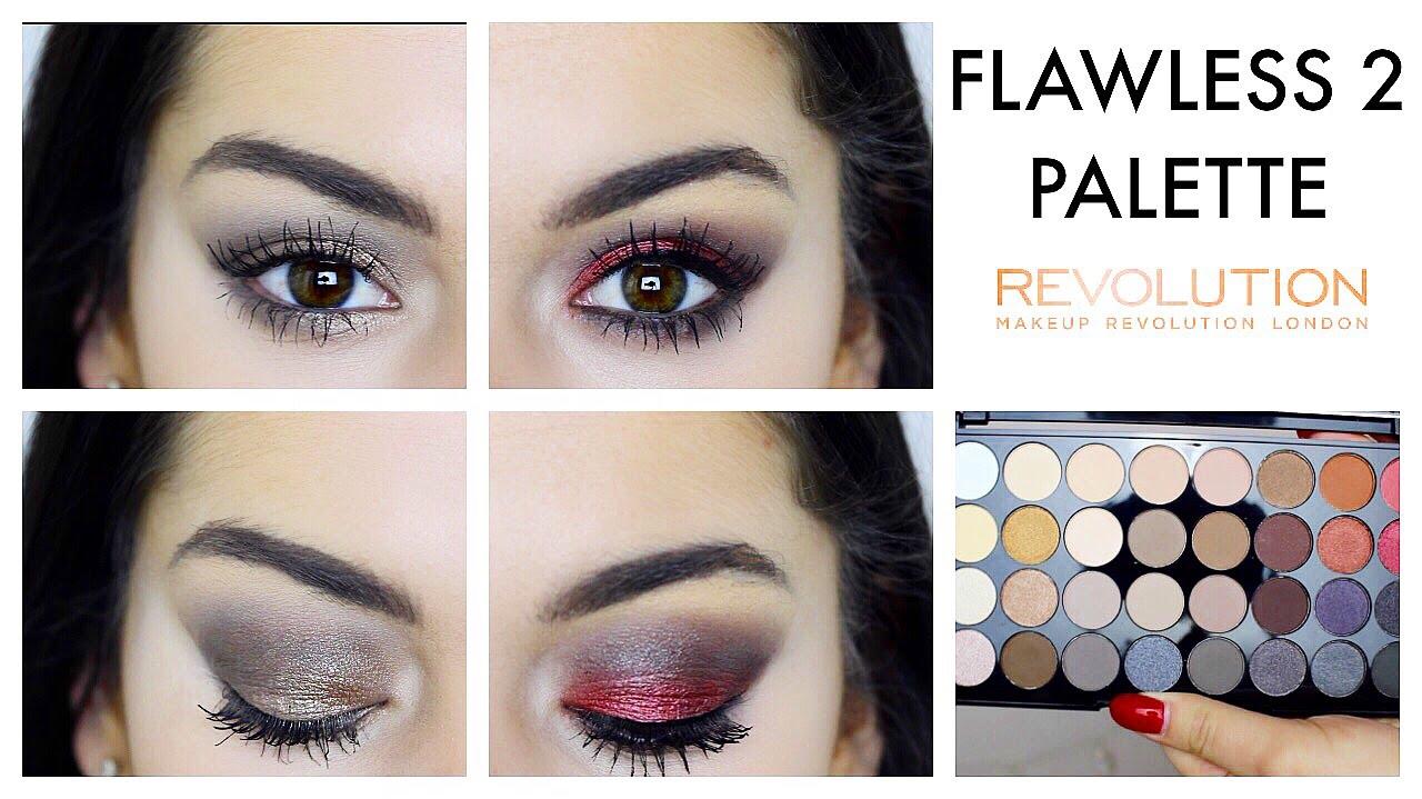 Makeup revolution flawless 2