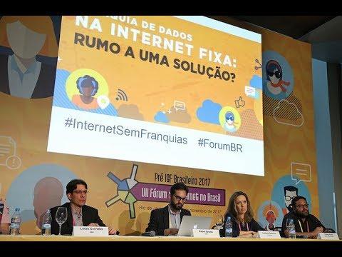 [VII FórumBR] Franquias de dados na Internet fixa: rumo a uma solução?