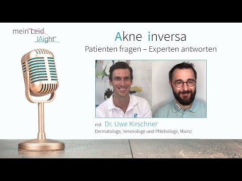 Akne inversa: Patienten