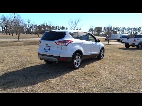 2014 Ford Escape Wilson, Rocky Mount, Goldsboro, Tarboro, Greenville, NC FC04758