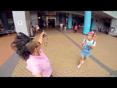 """MEMORY DI DEPAN MTR HANG HAU """"SHOT BY GO PRO HERO 4 BLACK(JEAND82)"""