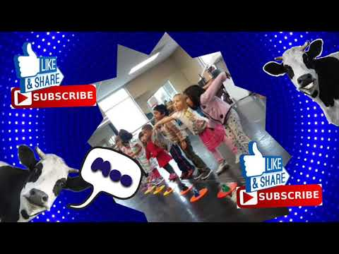 The Cows Song We're Remarkable Cows Preschool Just Dance Farm Friends
