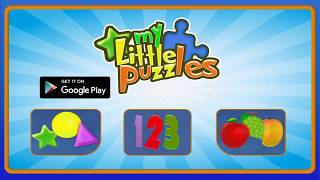 Smart Kids Puzzle games: Baby puzzles