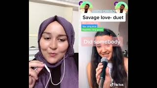 BUKET YILDIRIM 7 MİLYON İZLENEN VİDEO - SAVAGE LOVE DUET
