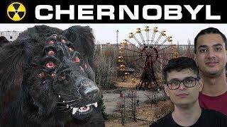 QUEM VIVE EM CHERNOBYL??