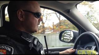 Ride Along With Kingston Police
