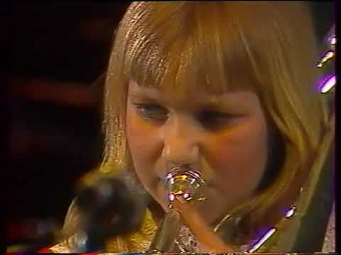Carling Family 1984  -Polish television (part 1) - Gunhild Carling- COOLING'S JAZZMEN,