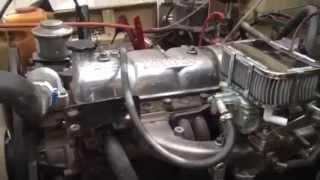 toyota fj40 2f engine sound