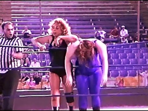 NDW 4/23/1999: Fabulous Moolah vs. Jezebel