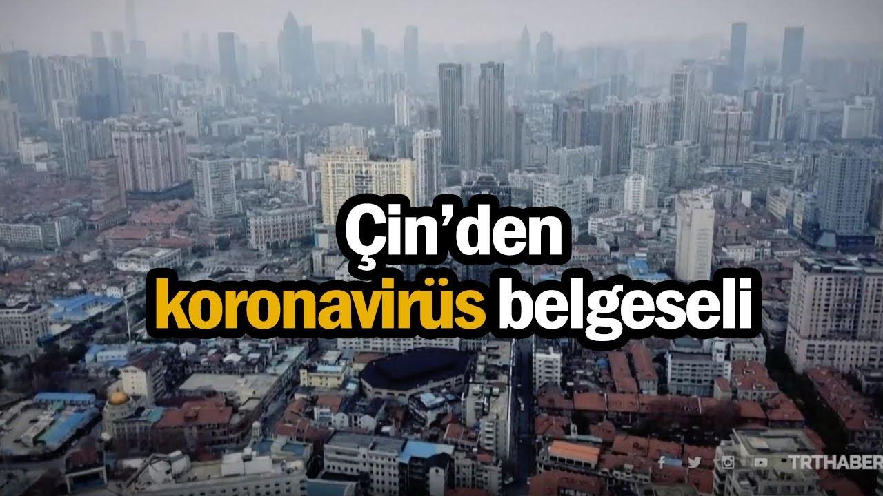 Çin'den koronavirüs belgeseli