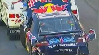 2009 Daytona 500 - Dale Jr. Causes The Big One