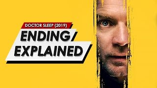 Doctor Sleep: Ending Explained Breakdown + Full Movie Spoiler Talk Review & The Shining Easter Eggs