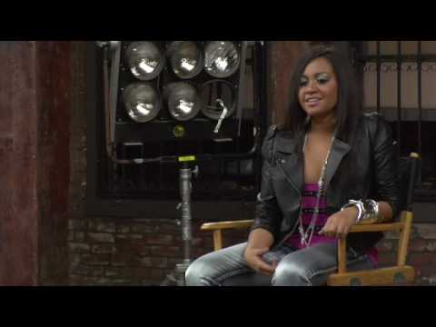 Jessica Mauboy - Up/Down Behind The Scenes