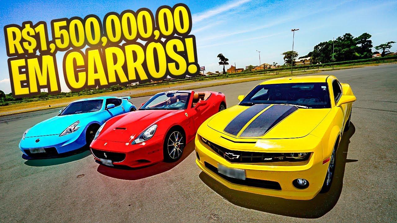 ROLE DE 1,500,000 MILHÔES DE REAIS !