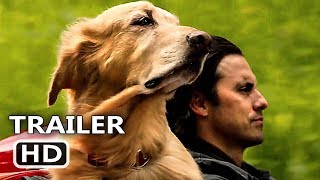 THE ART OF RACING IN THE RAIN Trailer (2019) Romantic Comedy Movie