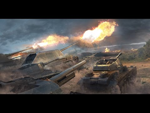 World of Tanks Часть 2 )...