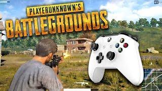 PUBG on XBOX ONE! (PlayerUnknown's Battlegrounds)