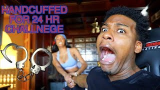 HANDCUFFED FOR 24 HOURS CHALLENGE
