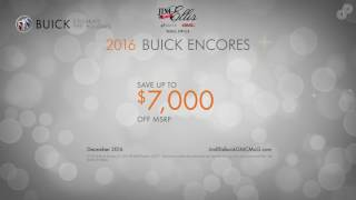 Jim Ellis Buick GMC Mall of Georgia December Offers SPS