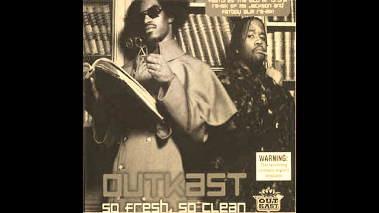Outkast- So Fresh So Clean (Chopped and Screwed by DJ ...