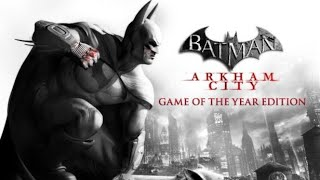 Playing Batman Arkham City Harley Quinn