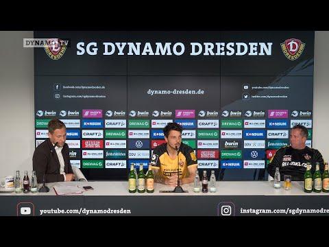 6. Spieltag | SGD - FSV | Pressekonferenz vor dem Spiel