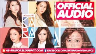 [MP3/DL]03. KARA (カラ) - Mamma Mia (Instrumental ) [Japanese Version]