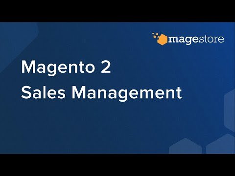 Magento 2 Sales Management thumbnail