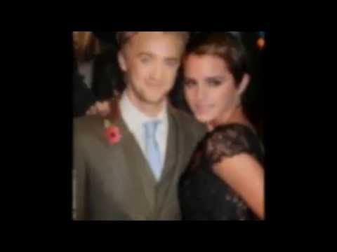 Thumbnail: Tom Felton and Emma Watson love moments