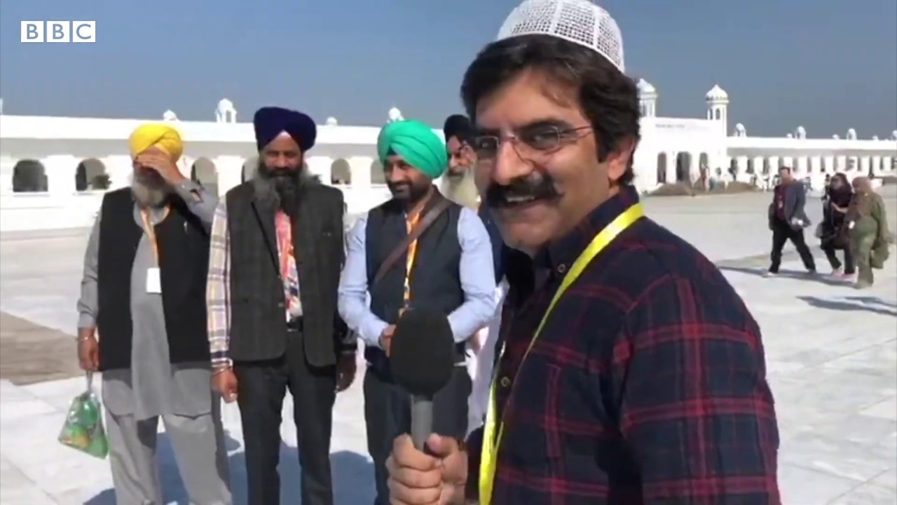 Sentiments of Sikh Pilgrims on opening of Kartarpur corridor - BBCURDU